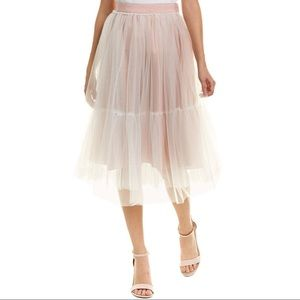 Brand New! French connection tulle skirt